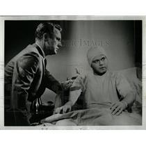 1965 Press Photo Van Johnson Tim McIntire Marionette - RRW84899