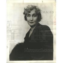 1961 Press Photo Grace George, Broadway Stage Actress.- RSA57117