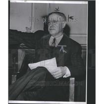 1913 Press Photo Louis Historicman Detroit Physician - RRU10311