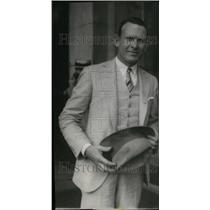 1928 Press Photo Frank Marion Thomas Actor Author - RRU21839