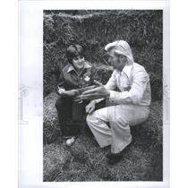 1978 Press Photo Gunthis Griddlecakes Reporter Tamar - RRU10961