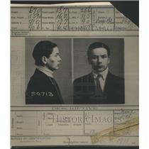1911 Press Photo Thomas Coohey - RSC57793