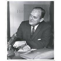 1960 Press Photo Civil Right Frederick Routh - RRV55953