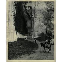 1932 Press Photo Ear of Dionysius Cavern Sicily - RRX71539