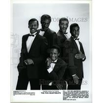 1991 Press Photo The Five Heartbeats musical drama film - RRW19653