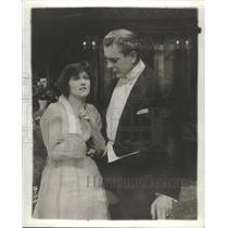 1919 Press Photo Peggy Hyland star Girl With No Regrets William Fox Production