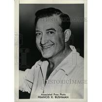 1940 Press Photo Francis Xavier Bushman Chicago Billy - RRW78821