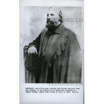 Press Photo Garibaldi historical Patriots jasper ridley- RSA03815