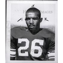 1958 Press Photo Herb Adderley American Football Player - RRW74877