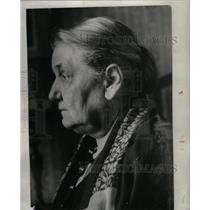 1928 Press Photo Jane Addams/Sociologist/Nobel Prize - RRX59949