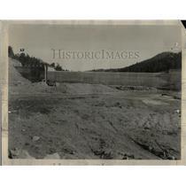 1927 Press Photo Evergreen Dam In The Denver Mountain - RRX79375