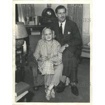 1933 Press Photo Nina Wilcox Putman Bubbling cottage - RRX87315