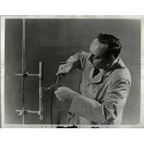 1969 Press Photo Pipe fitting American Iron Steel made - RRW58843