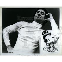 1982 Press Photo Snoopy/David Garrison/Charles Schulz - RRX23261