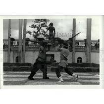 1984 Press Photo Ringling Museums Sarasota Florida - RRW77481