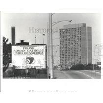 1978 Press Photo Polish Museum America Building - RRY16031