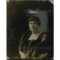 1921 Press Photo Mrs. Russell A. Alger - RRX31627