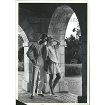 1982 Press Photo Jean Paul Germain Fashion Misc - RRV54889