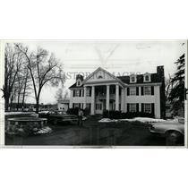 1981 Press Photo Cervi white house Manor restaurant - RRW67971
