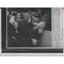 1969 Press Photo Turin Italy Prison Riots- RSA35993