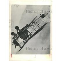 1960 Press Photo String Bag planes describe War birds - RRX94837