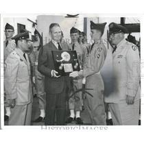 1958 Press Photo Civilian Air Patrol Members - RRY17043