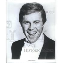 1972 Press Photo Herve Presnell singer and actor - RSC74215