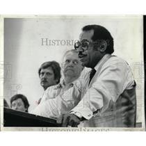 1981 Press Photo Tom Turner AFL-CIO Union Labor Leader - RRW83979