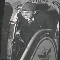 1943 Press Photo Vace Graham Air Tour - RRY27627