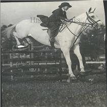 1916 Press Photo Miss Becky Lanier IJR Murling Cup - RRY29193