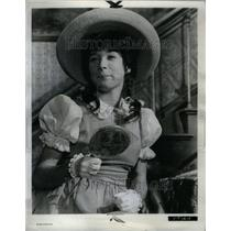 1964 Press Photo Lollipop Girl Shirley MacLaine Actress - RRU41805
