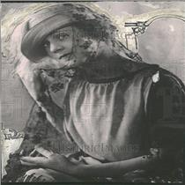1919 Press Photo Vernon Irene Castle Ballroom Dancers - RRY24513