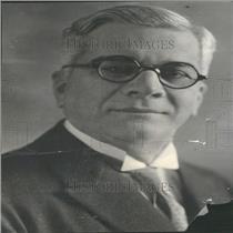 1933 Press Photo President Gerardo Machado Cuba - RRY24985