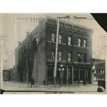 1920 Press Photo Office Building Senator Warren Ohio - RRV23855