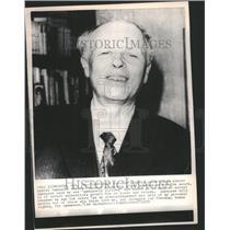 1975 Press Photo Andrei Sakharov Nobel Peace Prize Win - RRU09341