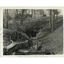 1924 Press Photo The Lincoln Spring, Hodgenville, Kentucky - XXB02863