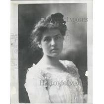 1902 Press Photo Mrs A.E. Boardman Member Of Ladies Musical Club In Seattle WA