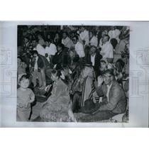 1966 Press Photo Navajo Elections - RRU26965