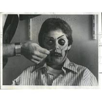 1979 Press Photo Monster David Berkowitz water colors - RRV40119