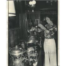 1976 Press Photo Liquidation Sale La Salle Hotel - RRW35733