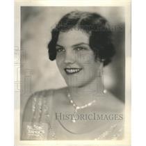 1929 Press Photo Actress Marjorie Chaplin - RSC72933