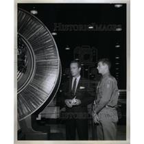 1967 Press Photo Malcolm Scott Carpenter American Pilot - RRX26163