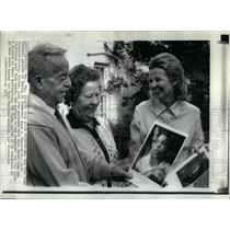 1971 Press Photo Alan Shepard Apollo 14 parents space - RRX04977