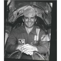 1981 Press Photo The Blue Angels Pilot Lt Commander Jack Ekl - RSC61489