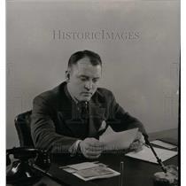 1937 Press Photo James F Walsh Athletic Director - RRU17523