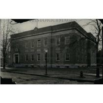 1921 Press Photo Windson Police Station in Canada - RRU17999