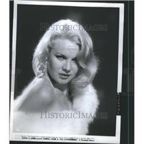 "1964 Press Photo Carroll Baker ""The Carpetbaggers"" - RRU03109"