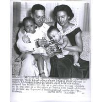 1955 Press Photo 1st Black Student Enters Texas College - RRU17289