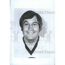 1978 Press Photo John Bucyk Left Wing Hockey Player Boston Bruins  - RSH37141