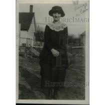 1922 Press Photo Vera Snyder, Pontiac - RRX45721